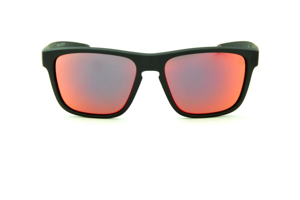 47eca595c Óculos HB90112 H-BOMB Edição Tony Kanaan preto fosco