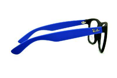 oculos ray ban haste azul f0d4efc079