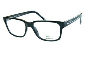 Óculos Quadrado Lente   Armação de óculos de grau Lacoste   Masculino 9ebadbd96f