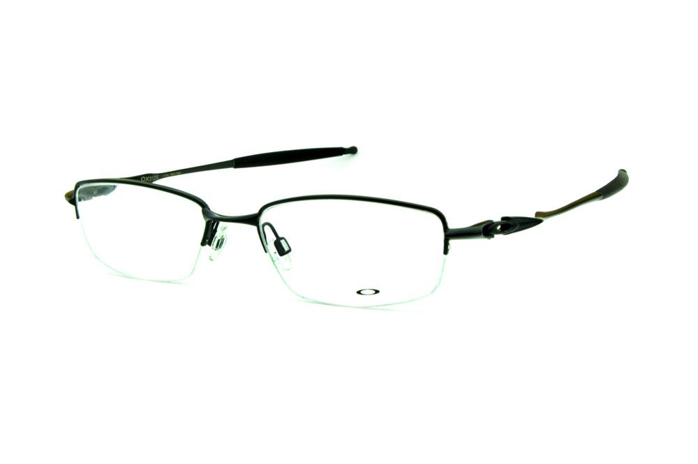 Coleção de Óculos de Grau   Oakley   Óculos Quadrado Retangular   Masculino 3598957587