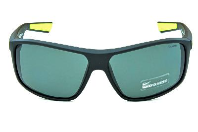 ... Óculos de Sol Nike Premier 8.0 EV0793 Preto fosco com lente polarizada  e detalhes verde fluorescente ... 89eebc3e00