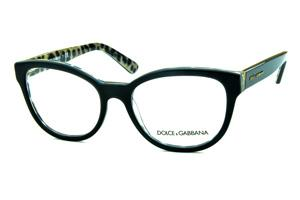 d0e4fb914 Modelos de óculos Dolce & Gabbana | Armação Acetato | Feminino | Preto