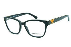OCULOS DE GRAU BULGET   Óculos Preto   Óculos de Grau   Emporio Armani 5cb2992744
