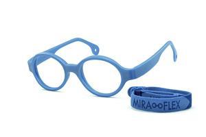 3b3cd9d86 Óculos Infantil Miraflex em silicone Baby Lux 2 40/14 Azul (de 5 a