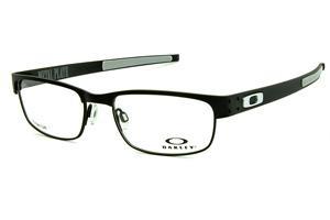 Modelos de óculos Oakley   Armação Metal Monel   Óculos de Grau   Masculino 88dd4f182d