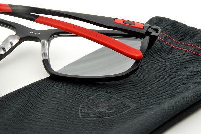 ... Óculos Oakley OX8049 Voltage Satin Black 55 acetato preto fosco Edição  Ferrari 560b7dc6b1