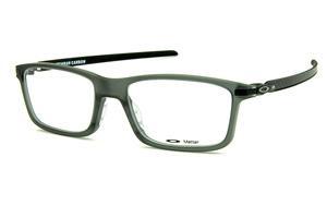 Óculos de Grau Redondo   Modelos de Óculos de Grau   Armação Acetato    Grafite Cinza Prata 679f30efff