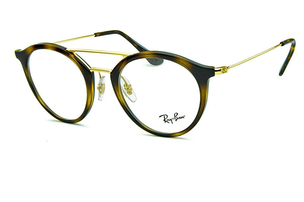 Oculos De Grau Ray Ban Dourado   David Simchi-Levi 5b1b52b444