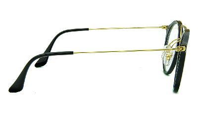 c7d895db56b48 Oculos Ray Ban Preto E Dourado   David Simchi-Levi