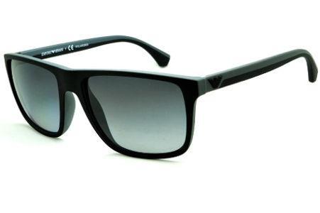 b9f0e85535ce6 Emporio Armani   Modelos de Óculos de Sol   Masculino   Óculos Quadrado  Retangular