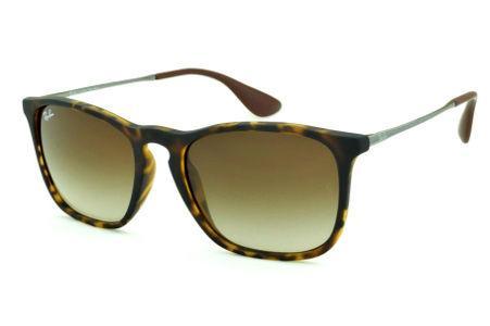 b37ba62536c40 Lente em Acrilico   Modelos de Óculos de Sol   Marrom   Ray-Ban
