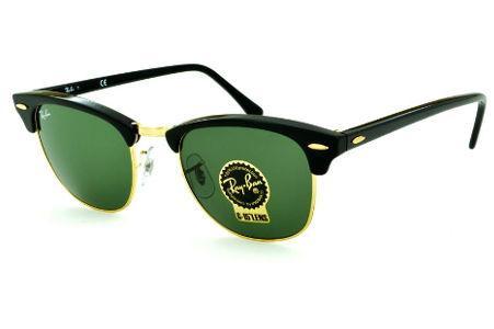 07c9aacee5b29 Óculos Preto   Armação Metal Monel   Unissex   Óculos de Sol