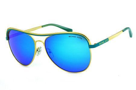 b7ba37d8aba03 Preço Óculos Feminino   Óculos Dourado   Michael Kors   Óculos de Sol