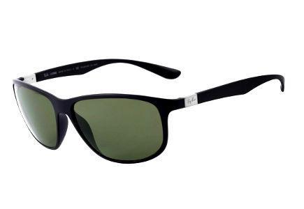 Óculos Rayban 4238   Coleção de Óculos Quadrado Retangular ... 3165d661ad