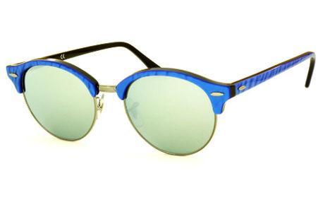 7987abf911a94 óculos rayban aviador   Óculos Azul   Ray-Ban   Feminino
