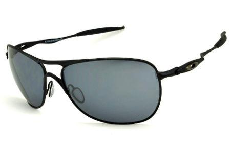 OCULOS OAKLEY MASCULINO   Óculos Preto   Masculino   Armação Metal Monel a3e571a8a4