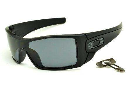 f2e52e520aa24 Óculos de sol Oakley OO9101 Batwolf POLARIZADO preto