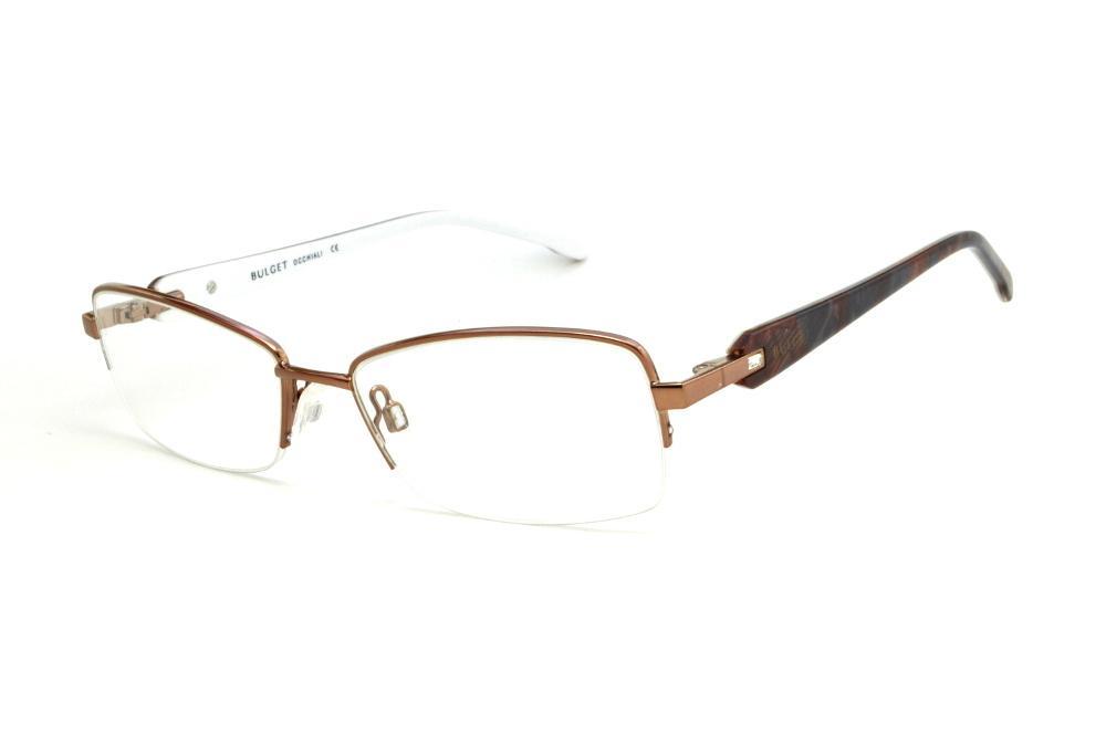 294297fb336b5 Óculos Bulget BG1370 cobre fio de nylon estampa preta marrom