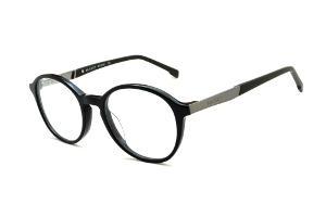 83fd684f6 Óculos de Grau Redondo | Modelos de Óculos de Grau | Unissex |  Grafite/Cinza/Prata