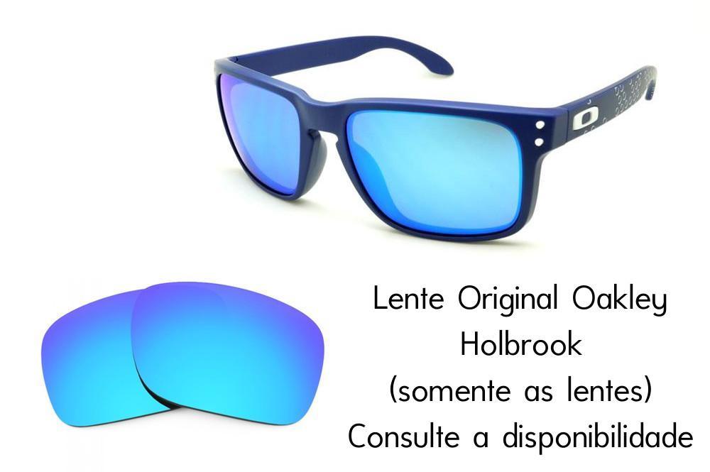 e62600faeb Lentes De Oculos Oakley Holbrook