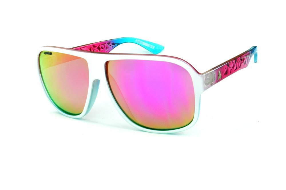4893272b91def Óculos Branco   Marfim