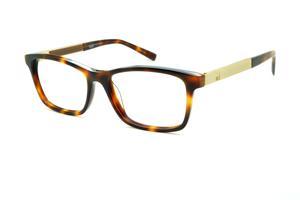 0ea7b2187e160 Óculos Ana Hickmann AH6234 demi tartaruga efeito onça com haste giratória  dourada marrom
