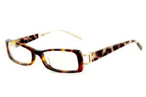 Óculos Ana Hickmann AH6127N tartaruga com haste giratória branca bcc3e82495