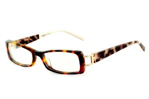 94b321c5a Óculos Ana Hickmann AH6127N branco haste giratória onça tartaruga