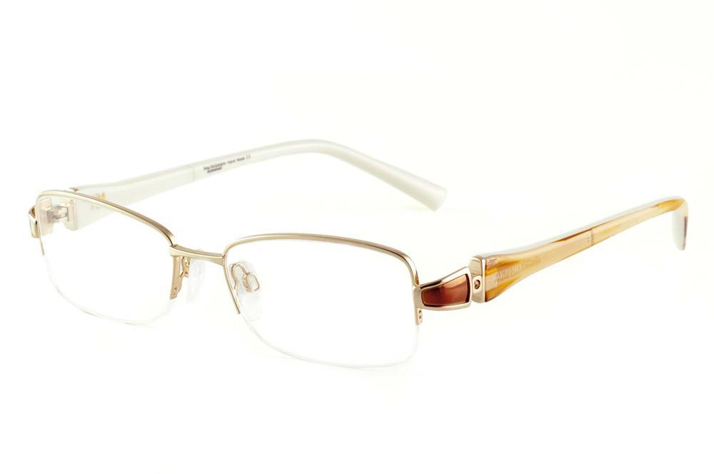 95e7f8a202302 Coleção de óculos Ana Hickmann   Óculos Quadrado Retangular   Armação Fio  de Nylon