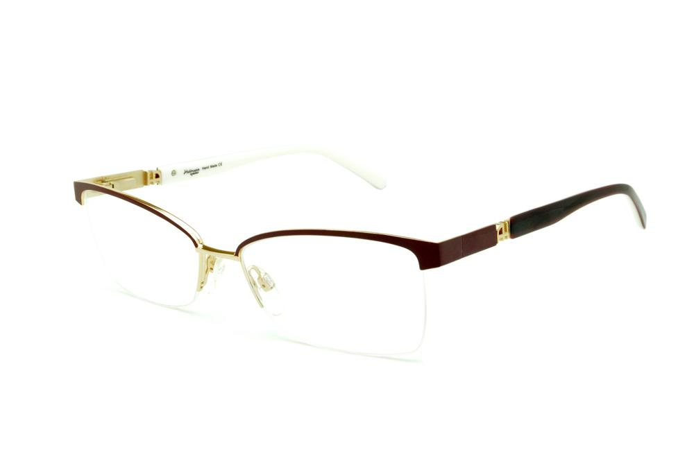 Armação de óculos bordô 7467a9124b