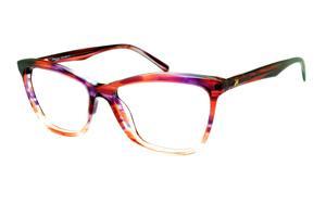 8ee89970775db Óculos de Grau Ana Hickmann Vermelho   Óculos Roxo   De R 400,00 a R 500,00    Armação Acetato