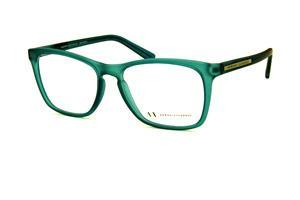 3865dd26c6e Óculos Armani Exchange AX 3012 azul claro fosco com detalhe prata nas hastes