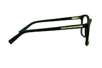 5053ec7d689fb ... Óculos Armani Exchange AX3012 cinza fosco com detalhe prata nas hastes  ...
