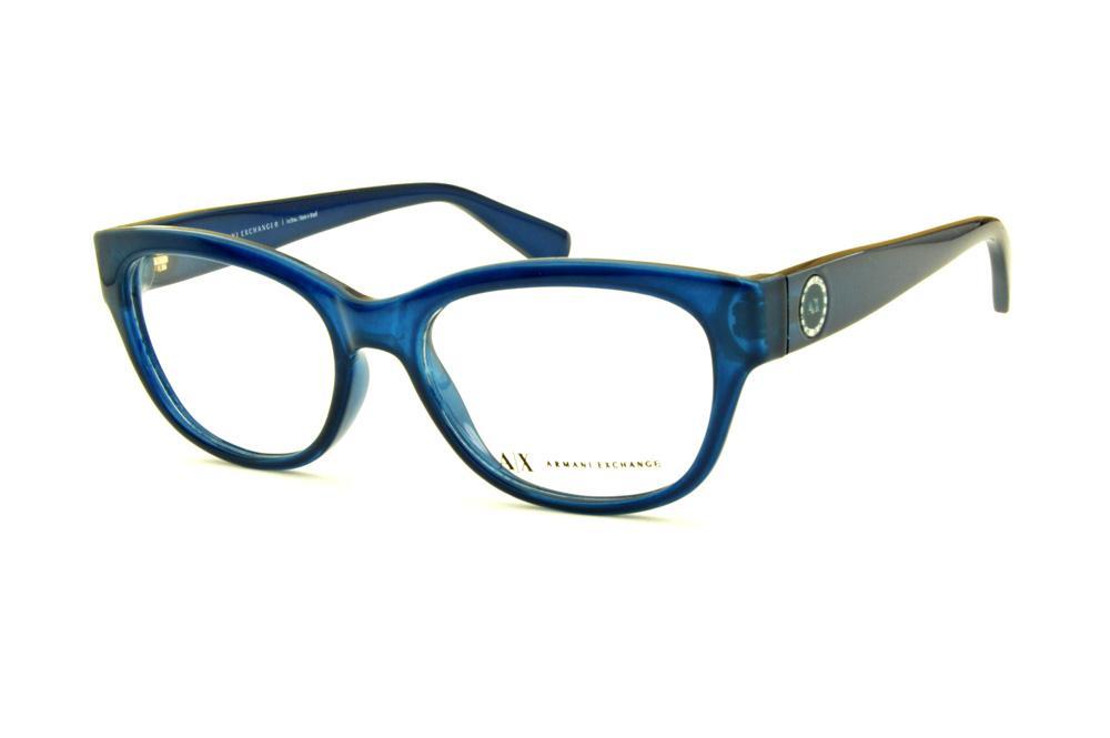 Óculos Azul   Armação Acetato   Óculos de Grau   Feminino eed6aa1815