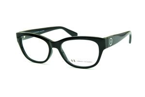 Emporio Armani   Modelos de Óculos de Grau   Feminino   Preto 1c05e680e3