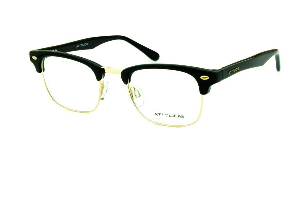 e8a1a67f6d639 Óculos Dourado   Óculos de Grau   Masculino