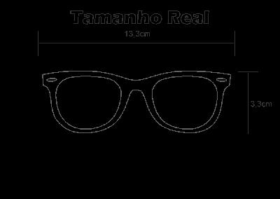 8fb10577979f2 ... Óculos Atitude TR90 preto com haste preta e detalhe em verde musgo