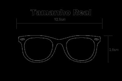 08fc96a9493ca ... Óculos Atitude em acetato caramelo mesclado e detalhe palha com haste  flexível de mola