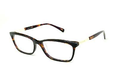 dd9b87e2b5e05 Óculos Atitude em acetato cor demi tartaruga efeito onça com haste flexível  de mola ...