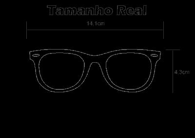 d1e8b38056c12 ... Óculos Atitude em acetato preto com haste cinza escuro flexível de mola