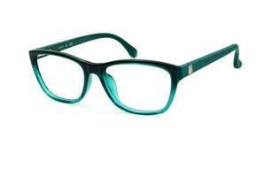 1030b9bd2897a Óculos Calvin Klein CK5817 Verde Musgo translúcido com haste efeito  borracha flexível de mola