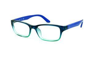 9fd9eecadc663 Óculos Calvin Klein CK5825 Azul Royal translúcido