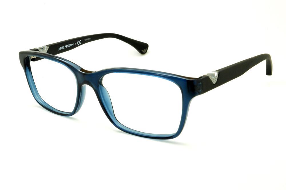 55d730738 Óculos Azul   Armação Acetato   Óculos de Grau   De R$400,00 a R$500,00