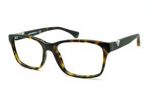 45ff59f02d2be Óculos Emporio Armani EA3042 demi tartaruga efeito onça em acetato