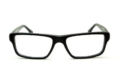 ... Óculos Emporio Armani EA3013 preto fosco em acetato com haste efeito  borracha ... d9df9561a6