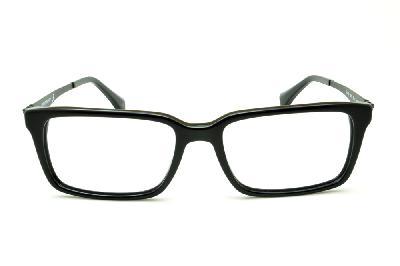 ... Óculos Emporio Armani EA3030 preto piano em acetato com haste em metal  ... 33de0cea82