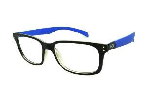 Óculos Quadrado Lente   Armação em Acetato   HB   De R 300,00 a R 400,00 eda506a65b
