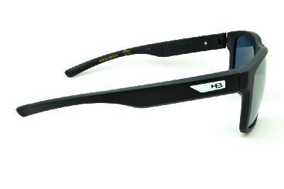 94e0f9ebecb3e ... Óculos HB H-BOMB preto fosco e lente espelhada Edição Especial Miguel  Pupo ...