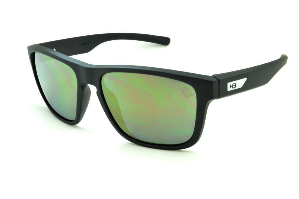 afa6fd132 Óculos HB H-BOMB preto fosco e lente espelhada Edição Especial Miguel Pupo