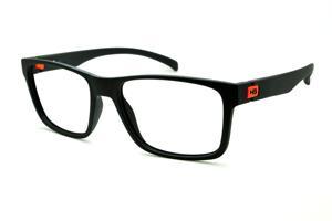 6b76d5758b7df óculos hb matte black preto fosco detalhe em aco escovado fio de ...